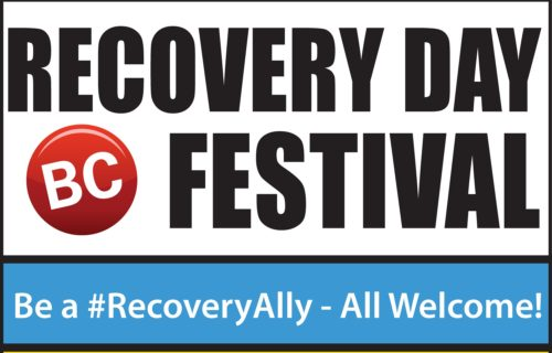 Amplifying Recovery Day B.C. in New Westminster